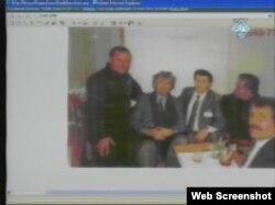 Milan Lešić sa nekadašnjim s rukovodstvom RS