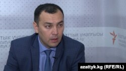 Вице-премьер-министр Темир Джумакадыров.