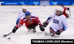 Збірна США проти збірної Чехії