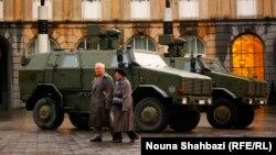 Бельгия спустя неделю после парижских терактов, в Брюсселе объявлен наивысший уровень опасности