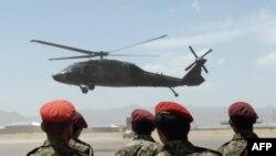 افغان امنیتي ځواکونه.