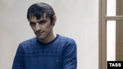 The charges against Gadzhi Magomedov included fighting in an illegal group in Syria and trafficking weapons.