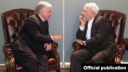Հայաստանի և Իրանի ԱԳ նախարարների հանդիպումներից, արխիվ