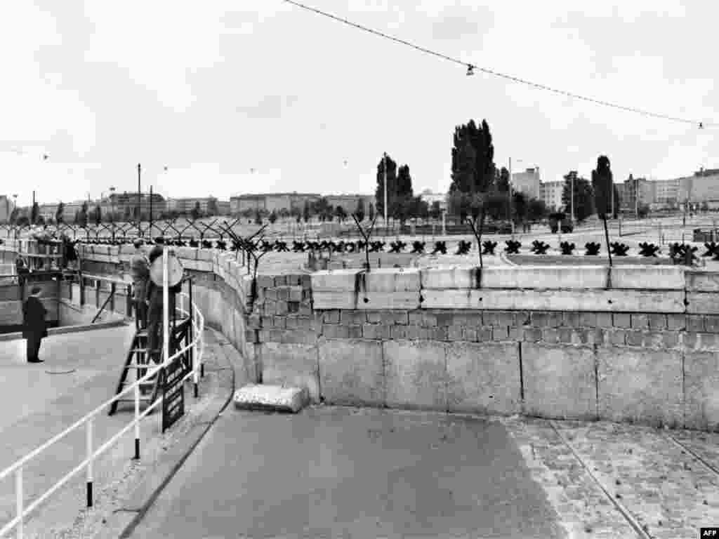 Potsdamer Platz - 1961.