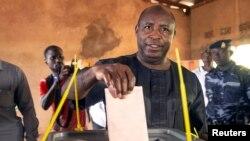 Выборы президента Бурунди 20 мая 2020, на снимке преемник Нкурунзизы.