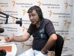 """Altay Göyüşov: """"Bu, barbarlıqdır"""""""