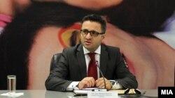 Вицепремиерот за евроинтерации Фатмир Бесими
