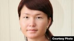 Репортер Азаттыка по Южно-Казахстанской области Дилара Иса.