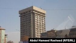 وزارت مخابرات افغانستان