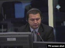 Dušan Janc na svjedočenju, suđenje Tolimiru, Hag, 25. studenog 2010