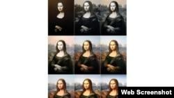 «Mona Liza»nın bərpası