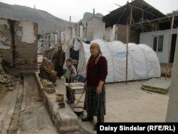 УВКБ ООН помогает пострадавшим гражданам Кыргызстана, 2010 г.