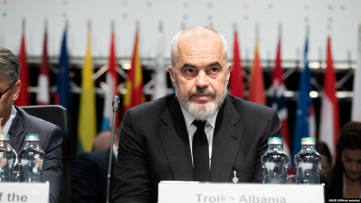 Албания стала председательствовать в ОБСЕ, украинский кризис – первый приоритет