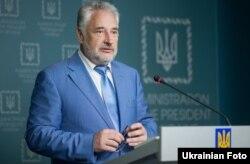 Керівник Донецької військово-цивільної адміністрації Павло Жебрівський