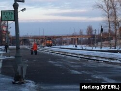 Псковская область. Власти отменили пригородные пассажирские поезда.