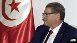 Тунис премьер-министрі Хабиб Эссид.