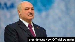 Belarusin President Alyaksandr Lukashenka