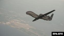 Америкалық Global Hawk дроны.
