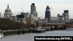 Темза өзені, Лондон. (Көрнекі сурет)