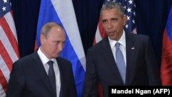 Barack Obama və Vladimir Putin G20-nin iclasında