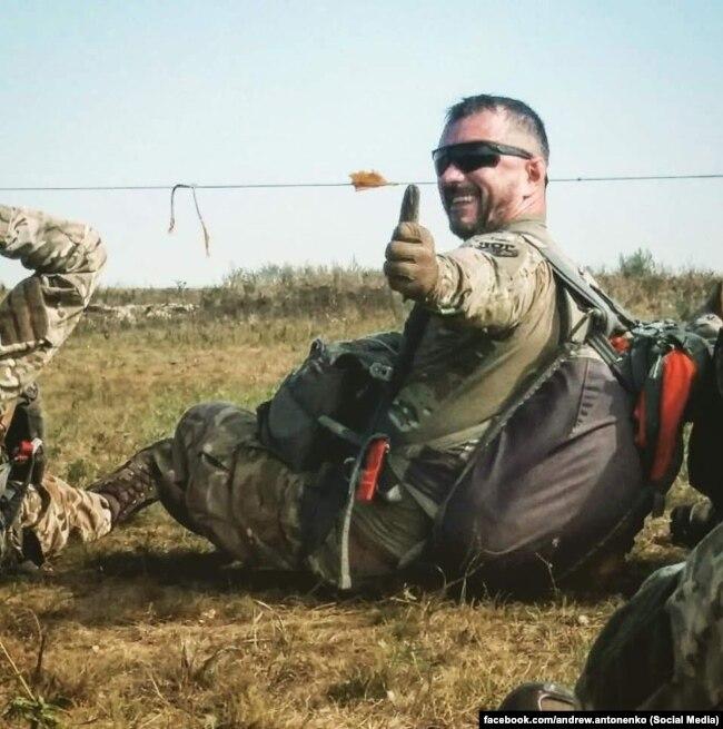 Один із підозрюваних у «справі Шеремета» – Андрій Антоненко