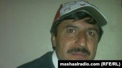 د پښتونخوا ملي عوامي پارټۍ صوبايي مشر عثمان کاکړ