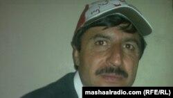 د پښتونخوا ملي عوامي پارټۍ یو مرکزي مشر عثمان کاکړ