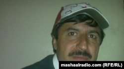 د پښتونخوا ملي عوامي پارټي صوبايي مشر عثمان کاکړ
