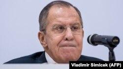 Сергей Лавров, вазири умури хориҷии Русия