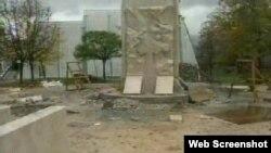 Spomenik u Bileći