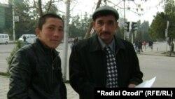Дӯстмурод Ёрматов ва фарзандаш Бағдодалӣ