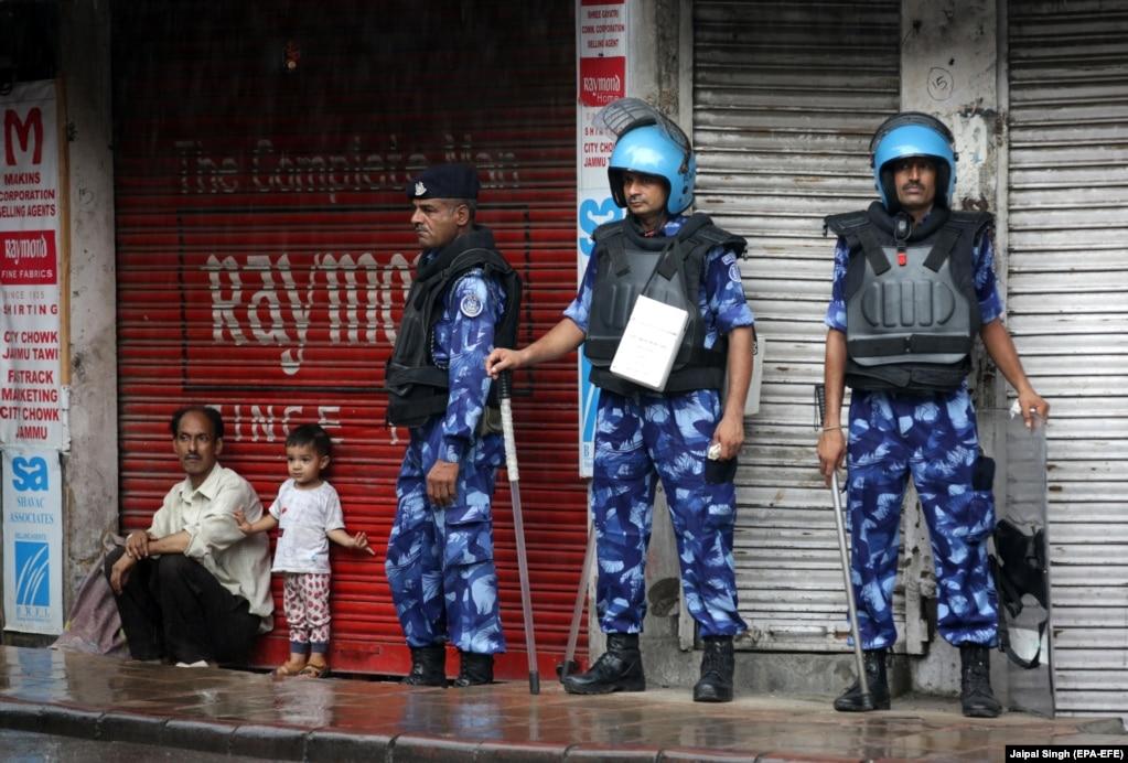 Рам Мадхав, один из лидеров правящей партии Индии «Ð'хараÑ'ия Джаната», ответил: «[Угроза] для демократического мира исходит от поддерживаемого Пакистаном джихадистского террора, а не от Индии».