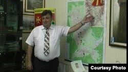 Милосим Војнески, градоначалник на Општина Македонски Брод