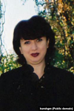 Надежда Лубинская (фото с сайта гимназии)