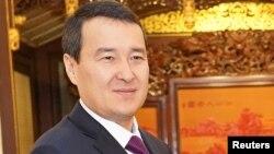 Первый заместитель премьер-министра – министр финансов Казахстана Алихан Смаилов.