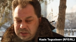Михаил Сизов. Алматы, 5 желтоқсан 2012 жыл.