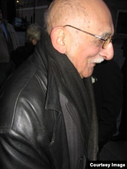 Александр Пятигорский во Вроцлаве, 2005. Фото Людмилы Пятигорской