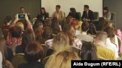 Samit mladih Zapadnog Balkana u Sarajevu, 15. oktobra 2015
