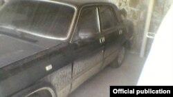 «Բարեւ Երեւան»-ին տրամադրված ԳԱԶ-3110 ավտոմեքենան