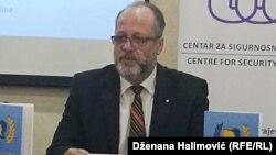 Moguće unaprijediti saradnju BiH i Rusije: Denis Hadžović