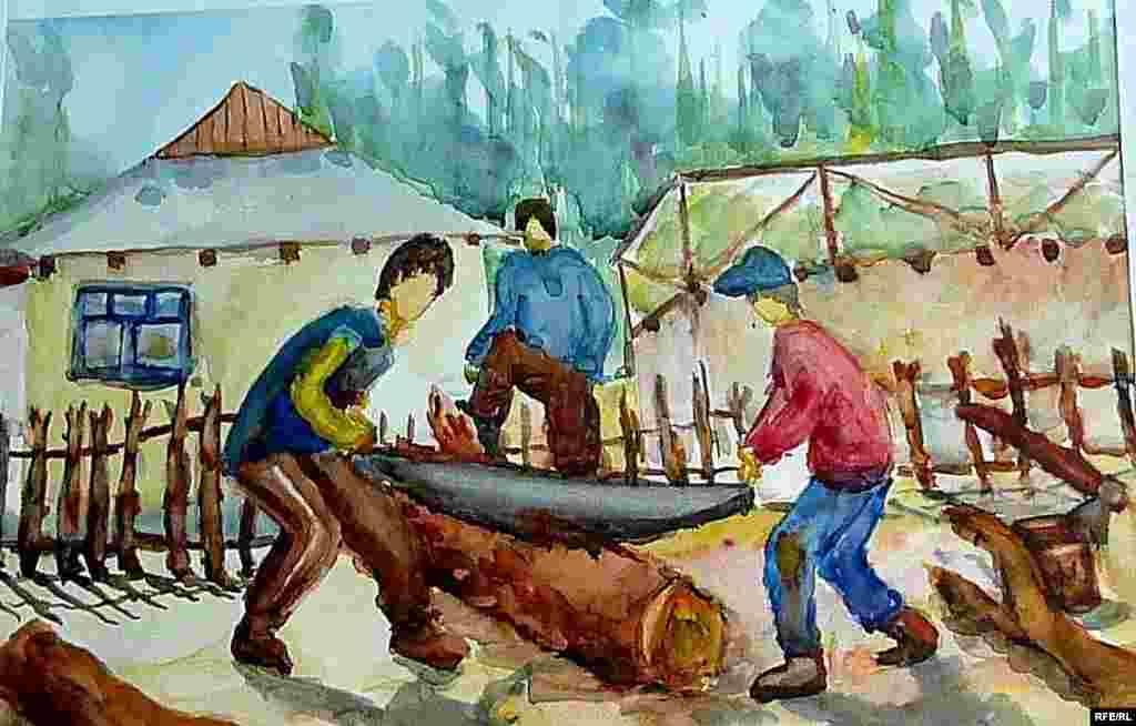 Неделя искусства в Жалал-Абаде #5