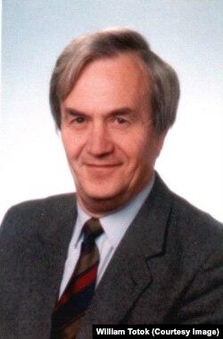 Johann Böhm (Foto: arhiva William Totok)