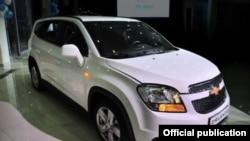 2014 йилда Россия бозорида GM Uzbekistan улуши 1,5 баробарга қисқарди.