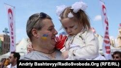 У Києві відкрили фан-зону до Євро-2012