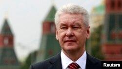 Москва мэри Сергей Собянин.