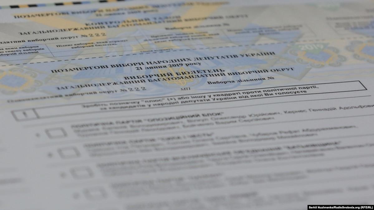 ЦВК відмовила в реєстрації 17 спостерігачам від БДІПЛ ОБСЄ – громадяна