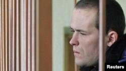 Белорусский оппозиционер Василий Парфенков