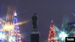 Пушкинская площадь, объект реконструкции.