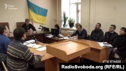 Засідання суду у справі нападу охоронців Віктора Медведчука на знімальну групу програми «Схеми»