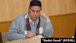 Раҳматуллои Абдулло